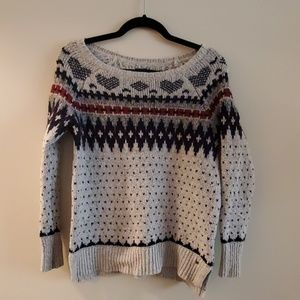American Eagle Cozy Sweater Small